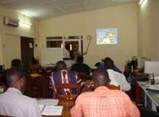 Explosive Ordnance Disposal Theory Training – Guinea Bissau